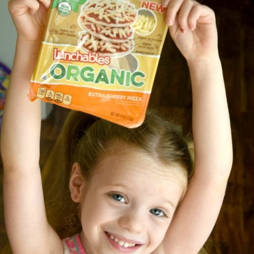 Lunchables Organic