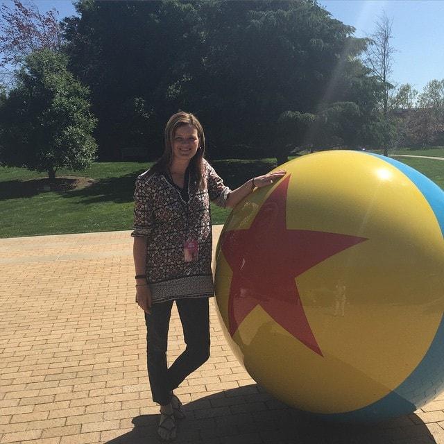 The Pixar Ball