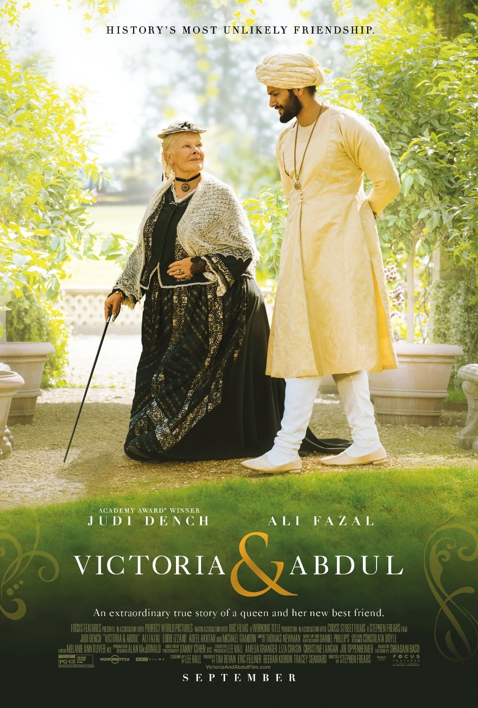 Victoria & Abdul Film Poster