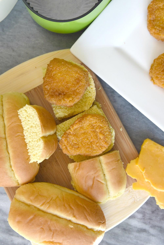 lunchbox chicken sandwich