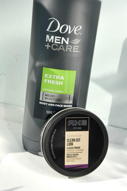 Dove Men Care Axe