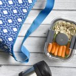 Making Lunches Easy – Rubbermaid BRILLIANCE Salad & Snack Set