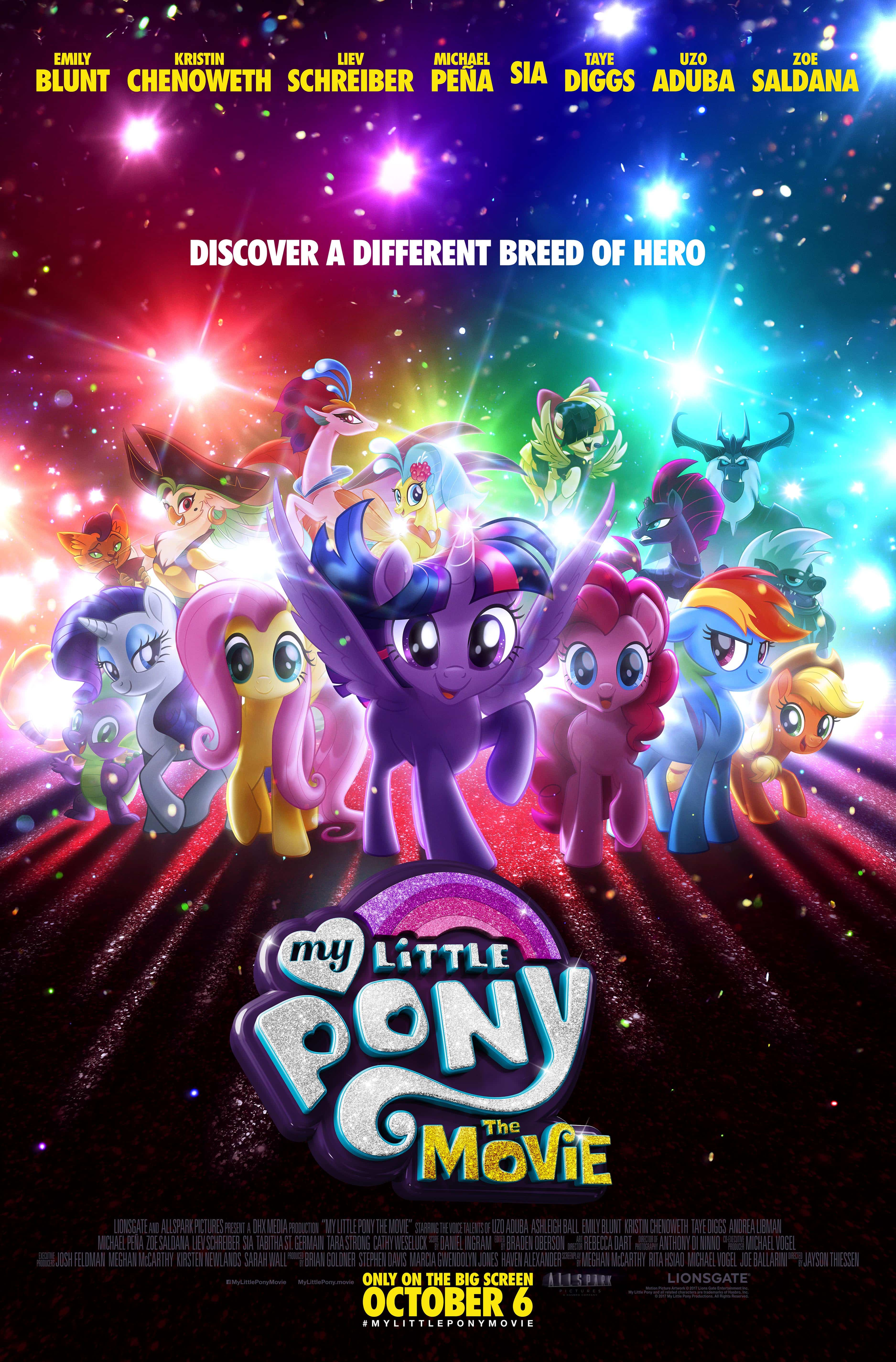 My Little Pony Movie