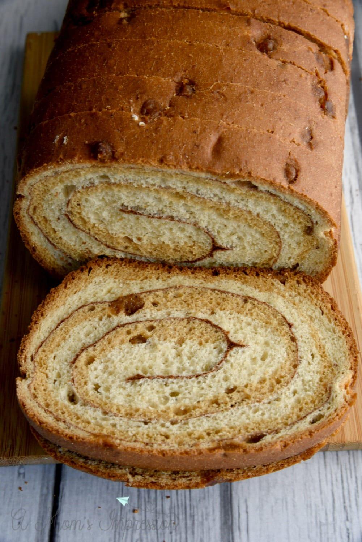 PF Oatmeal Swirl Bread