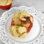 Lunchbox Peanut Butter and Jelly Muffins Recipe