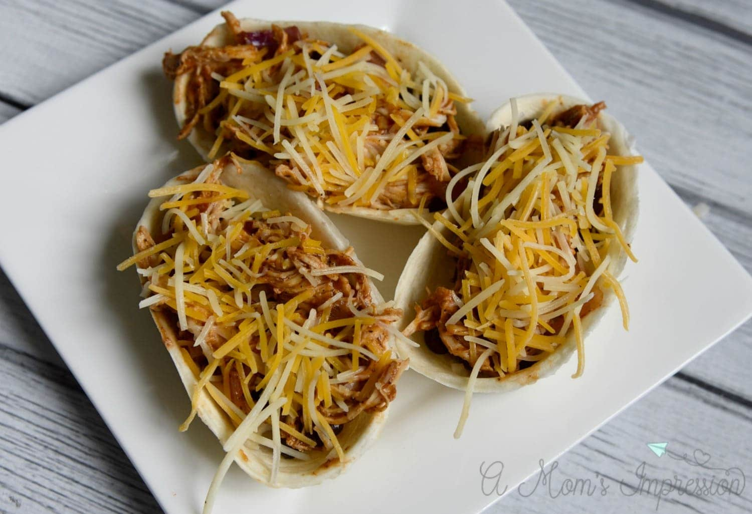 Roasted Chipotle Chicken Tacos