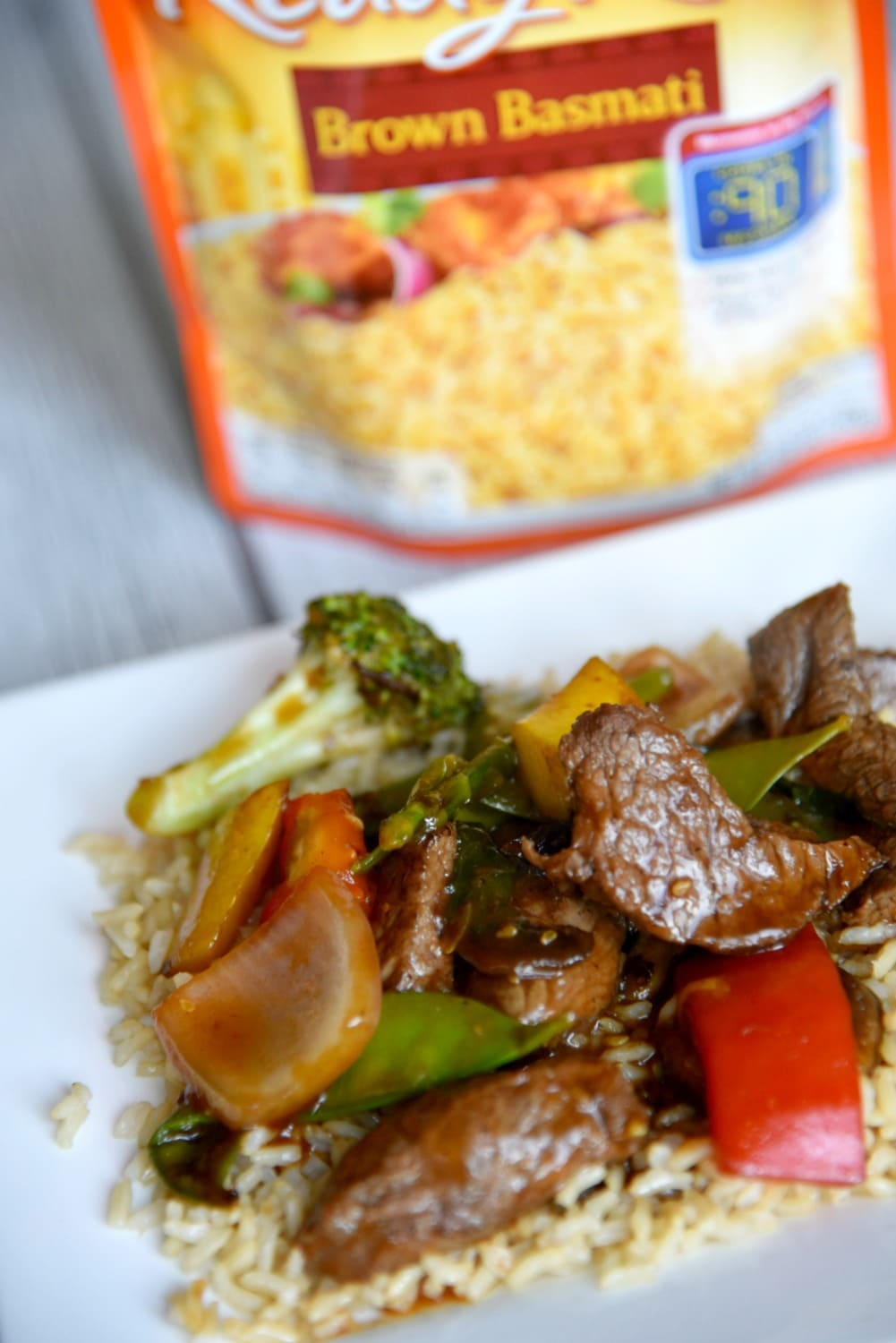 Uncle Ben's Simple Stirfry