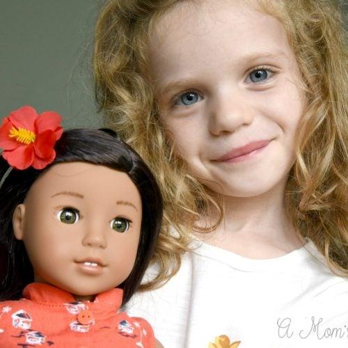 American Girl Doll Nanea
