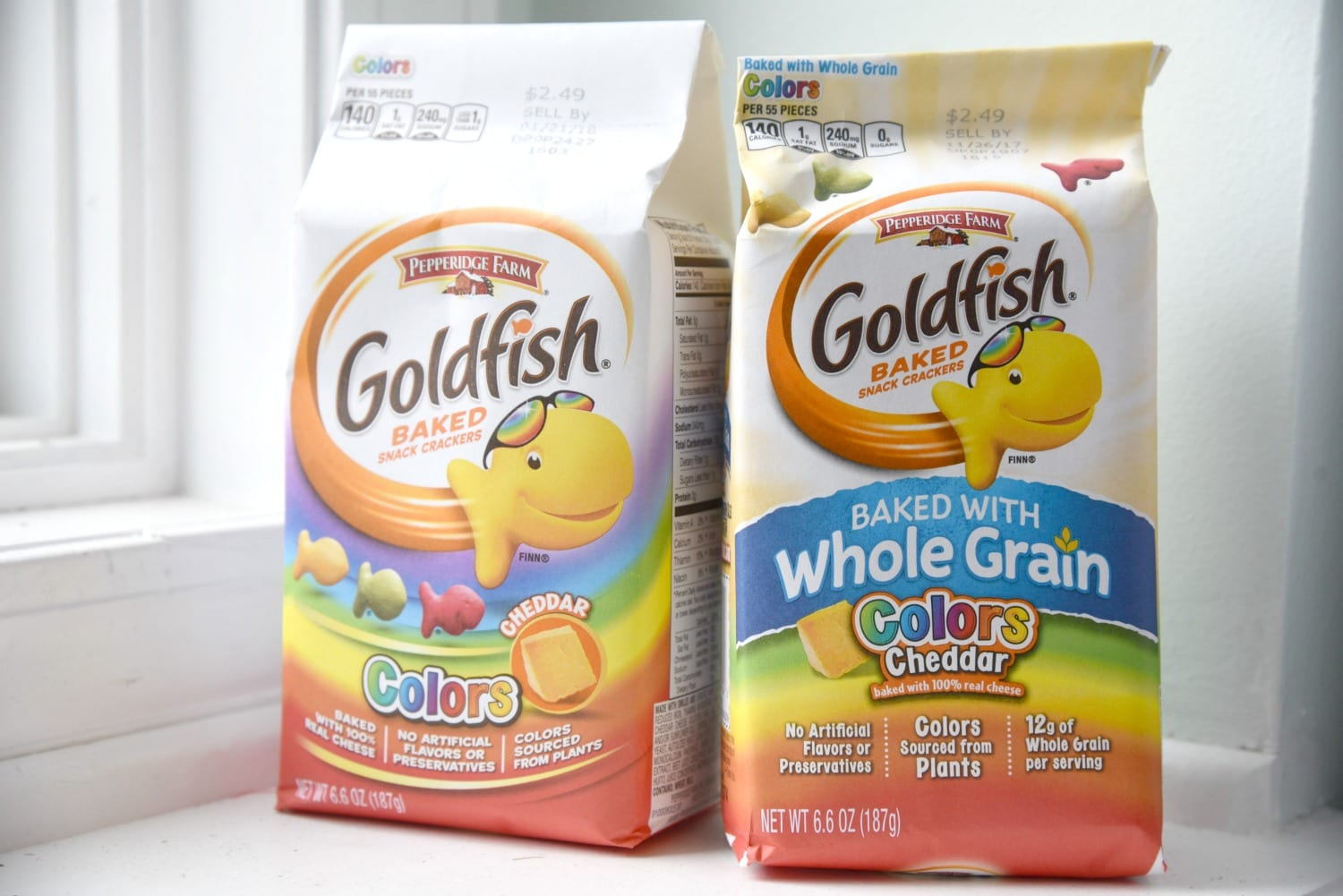 Goldfish Baked Crackers