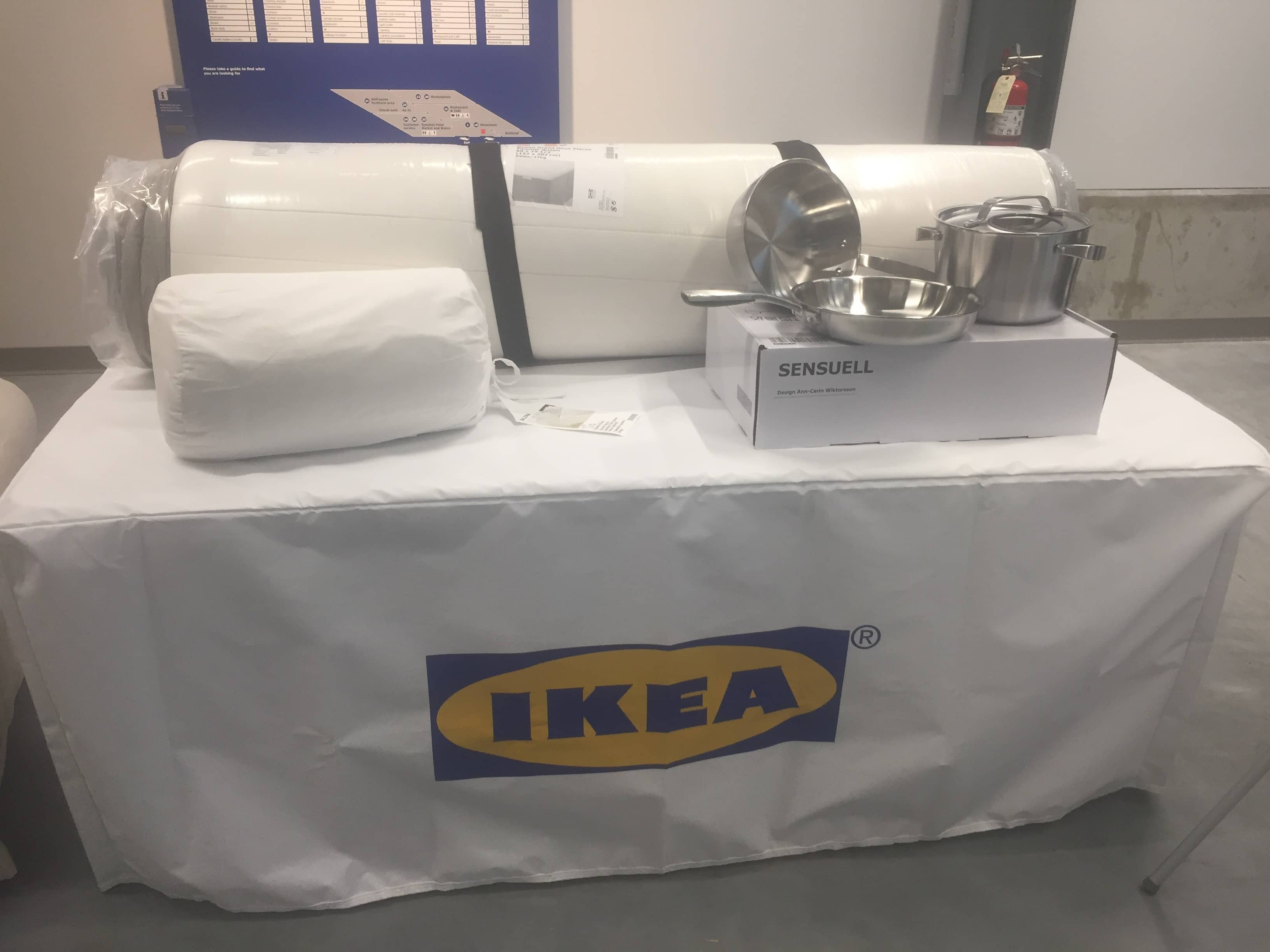 IKEA Giveaway Prizes