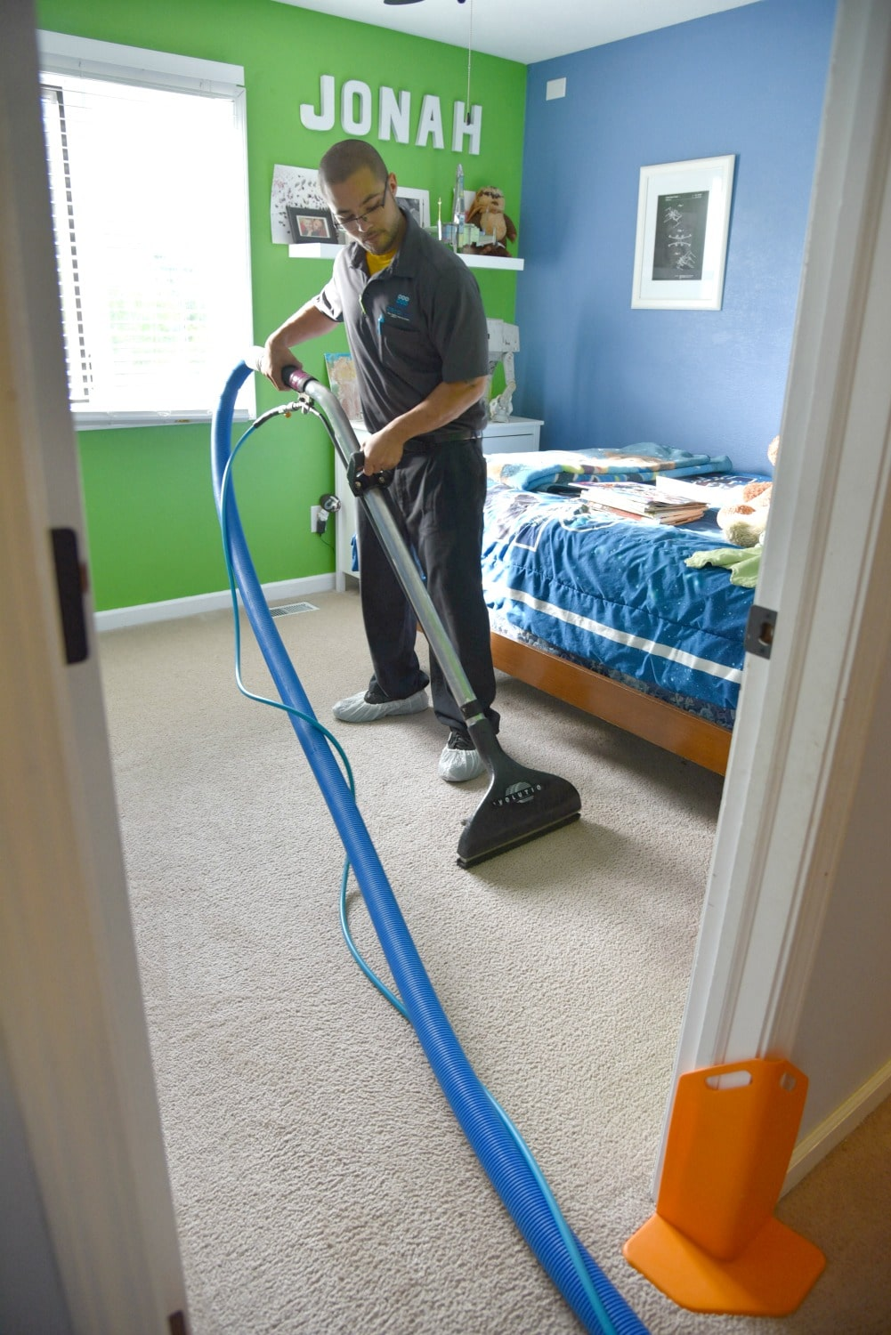 Getting Your House Ready For Company With Zerorez A Mom