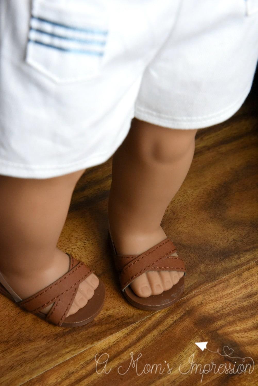 Nanea Mitchell shoes