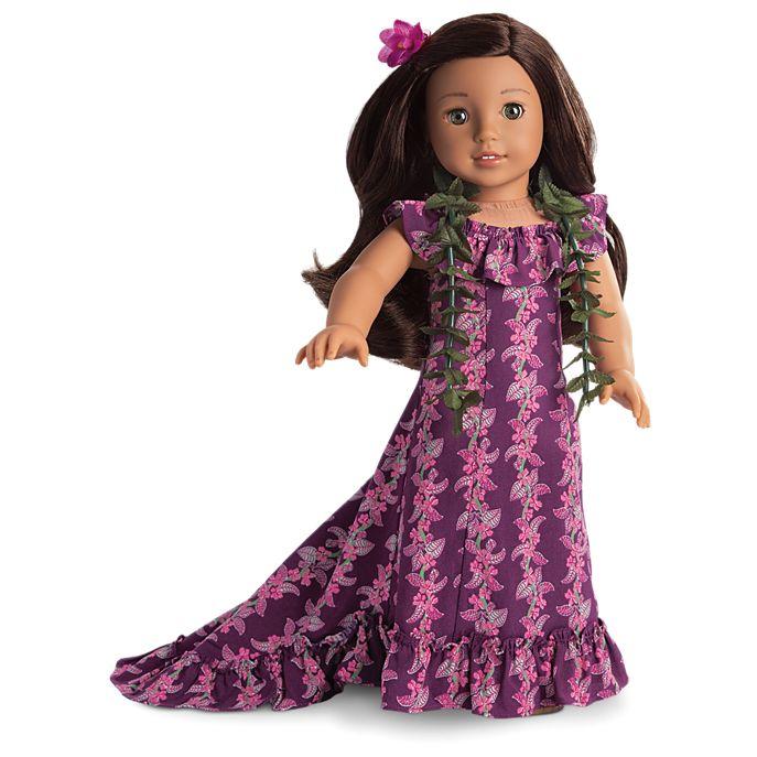 Nanea's Holoku Dress