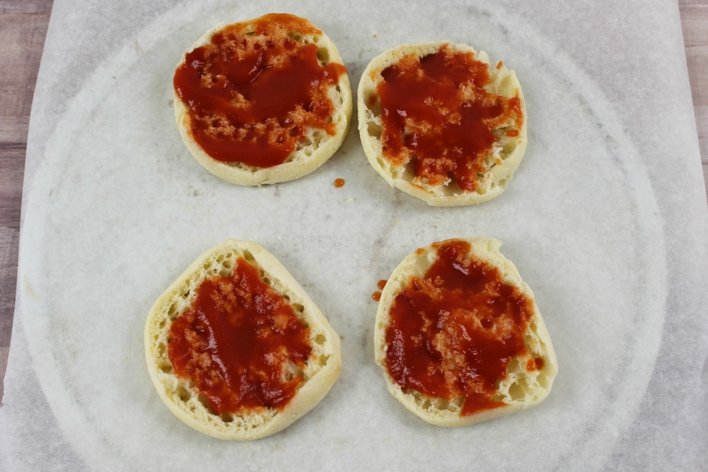 Super Simple Halloween Mummy Pizza Recipe