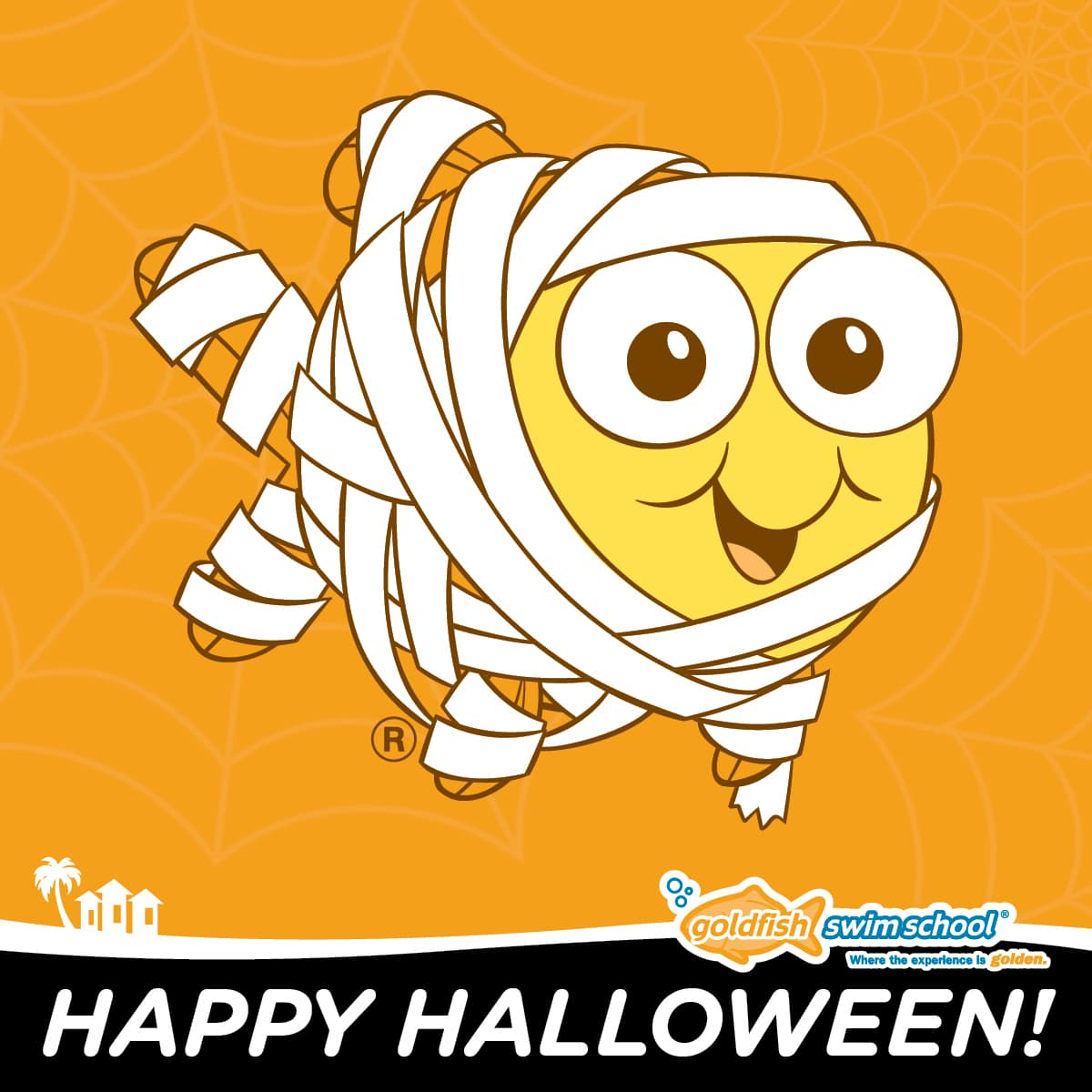 goldfish Halloween