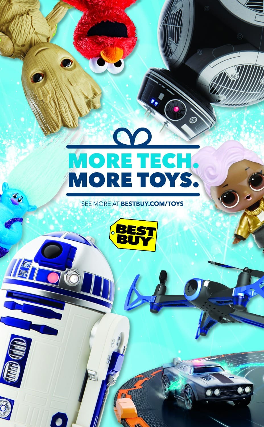 Best Buy Holiday Toy Catalog