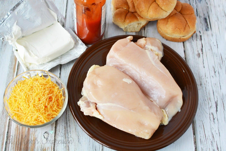 Crack Chicken Ingredients
