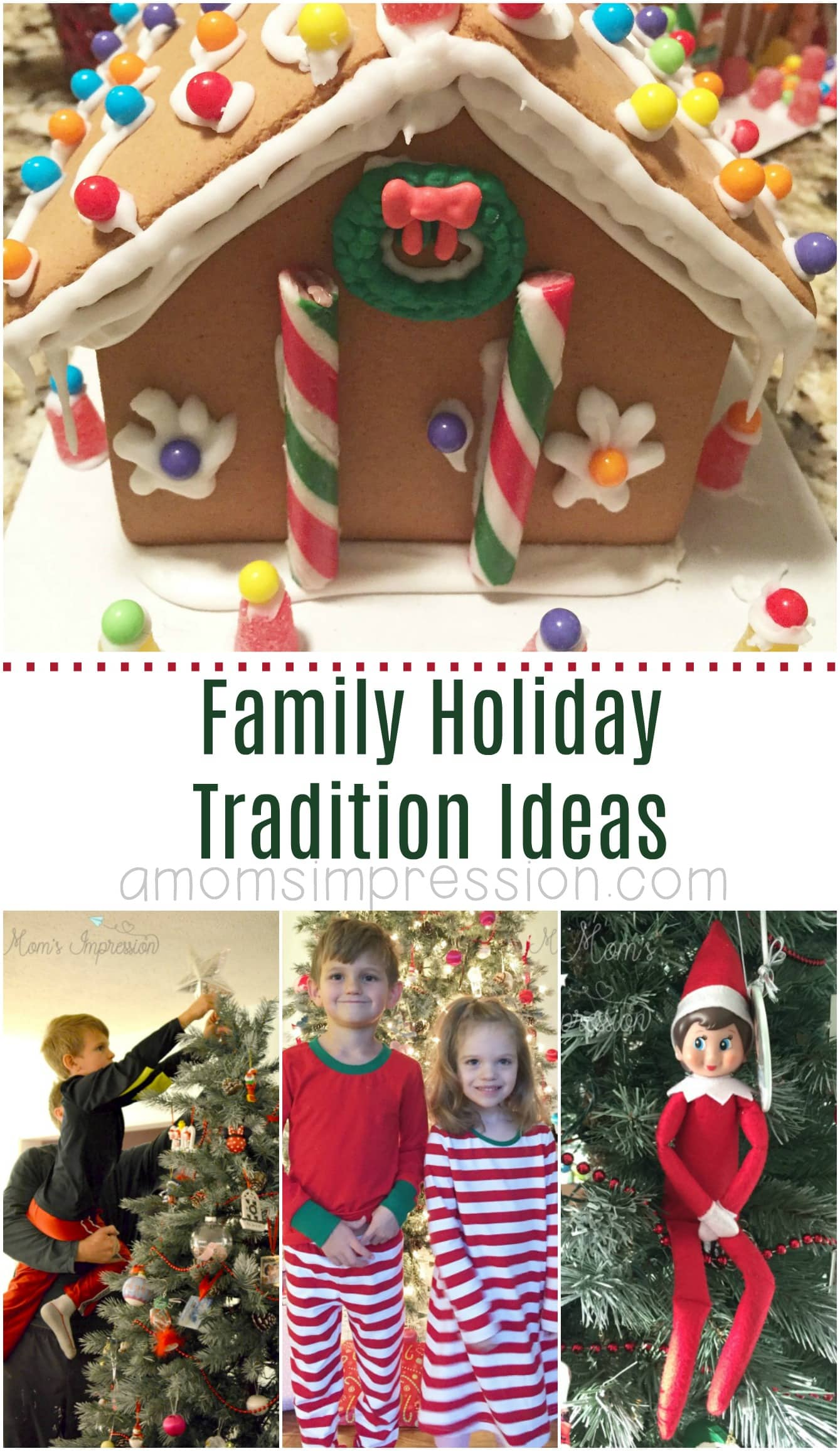 Are you looking for new family holiday tradition ideas for your kids? Check out these fun 5 Christmas ideas you can do inside your own house this year!