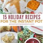 Holiday Instant Pot Recipes