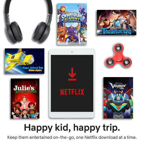 Netflix shows for 8 year olds