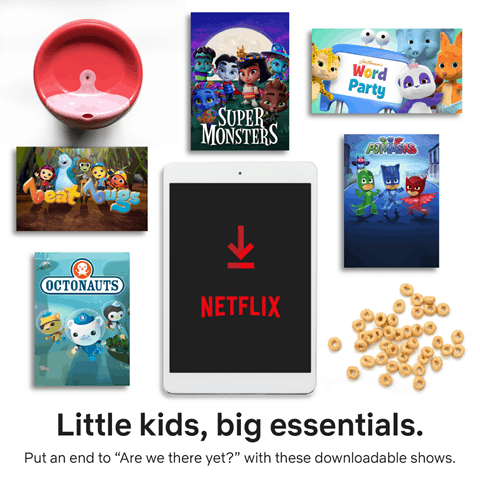 Netflix shows for kids