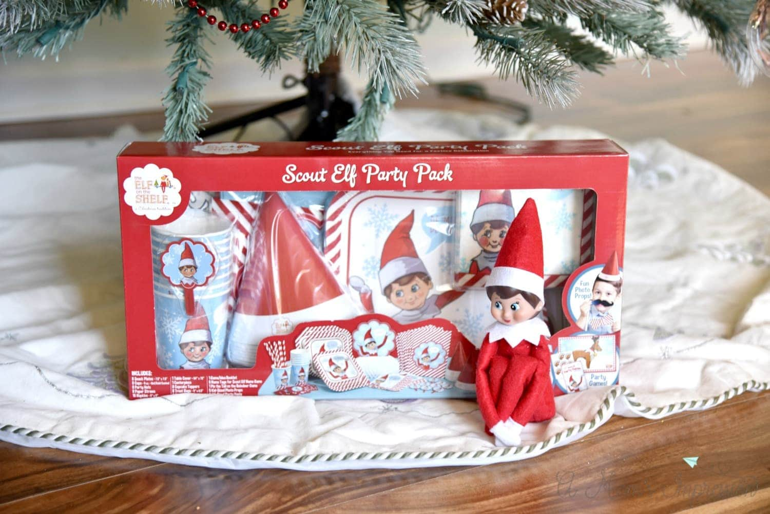 Scout Elf Party Pack