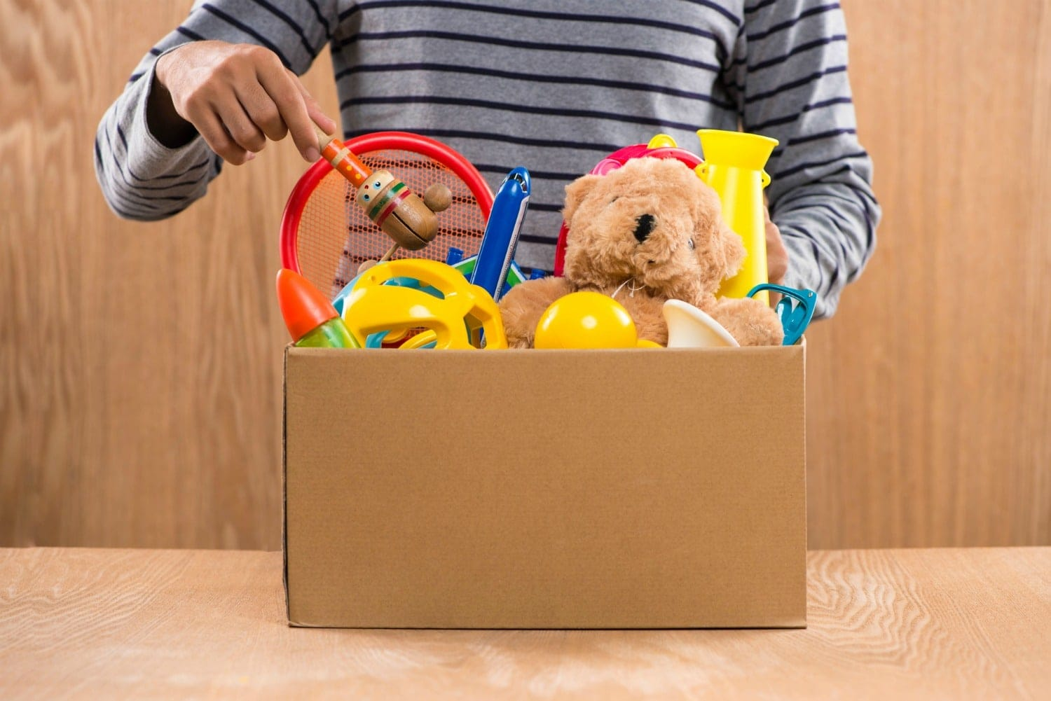 Toy Donations