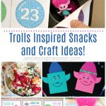 Trolls Inspired Food and Craft Ideas – Trolls Holiday Available on DVD November 28th