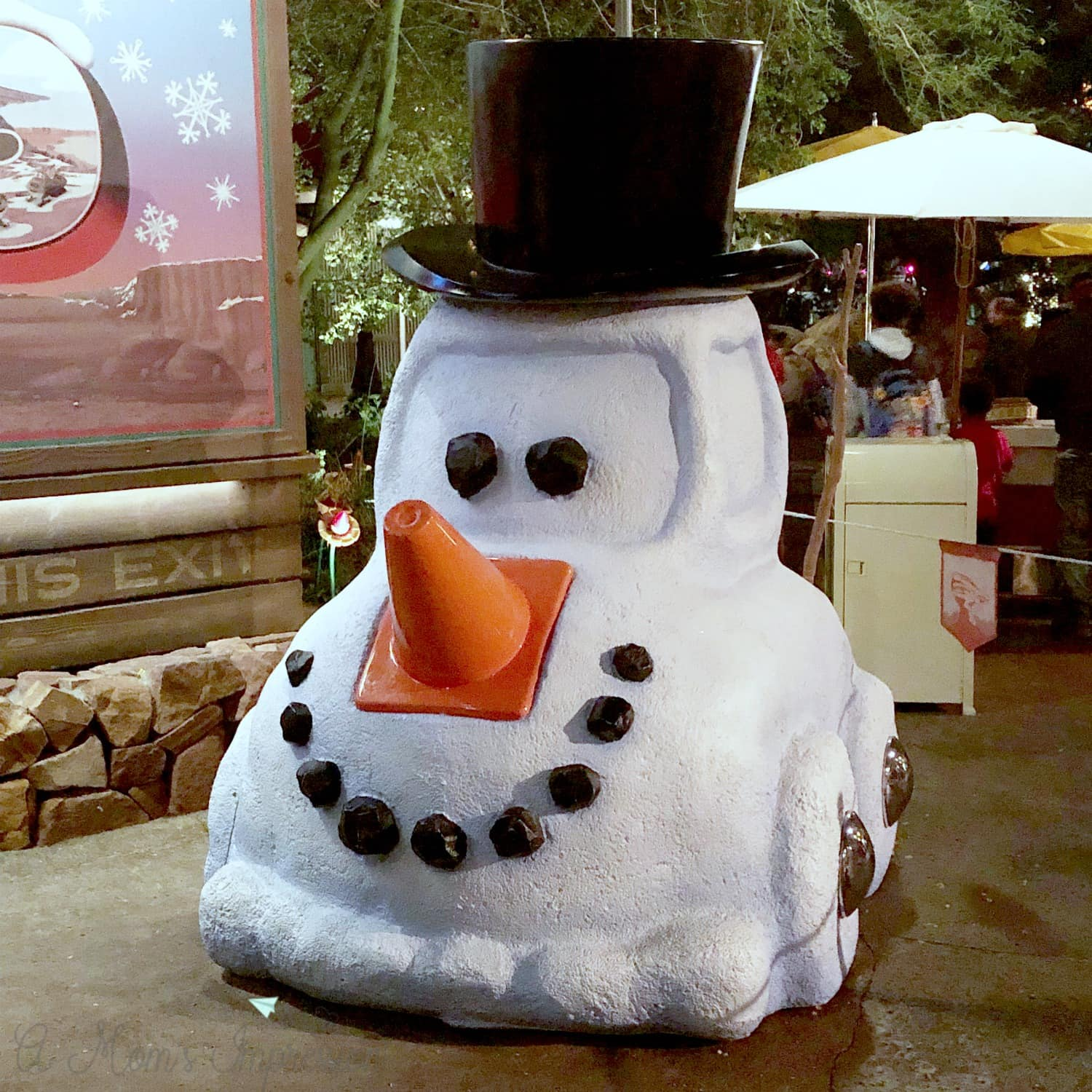 Cars Land Holidays