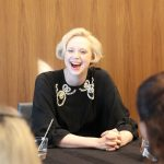 GWENDOLINE CHRISTIE interview