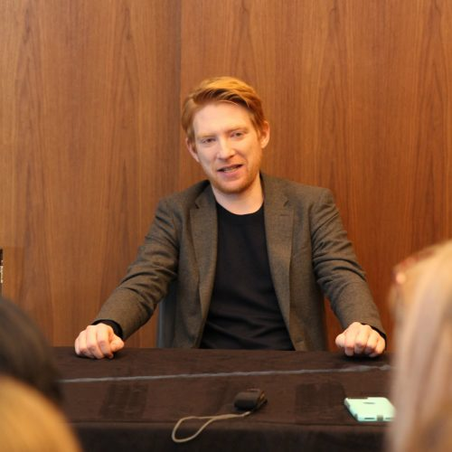 General Hux interview