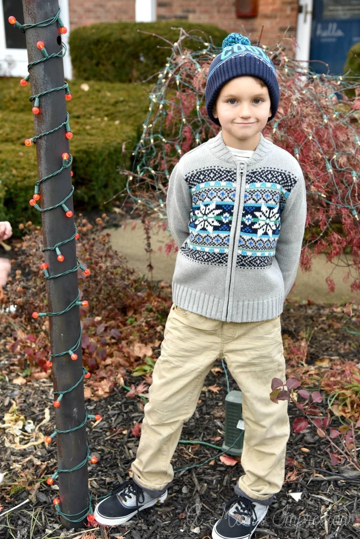 Gymboree boys winter clothes