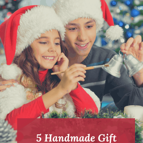 5 Handmade Gift Ideas To Try With The Kids