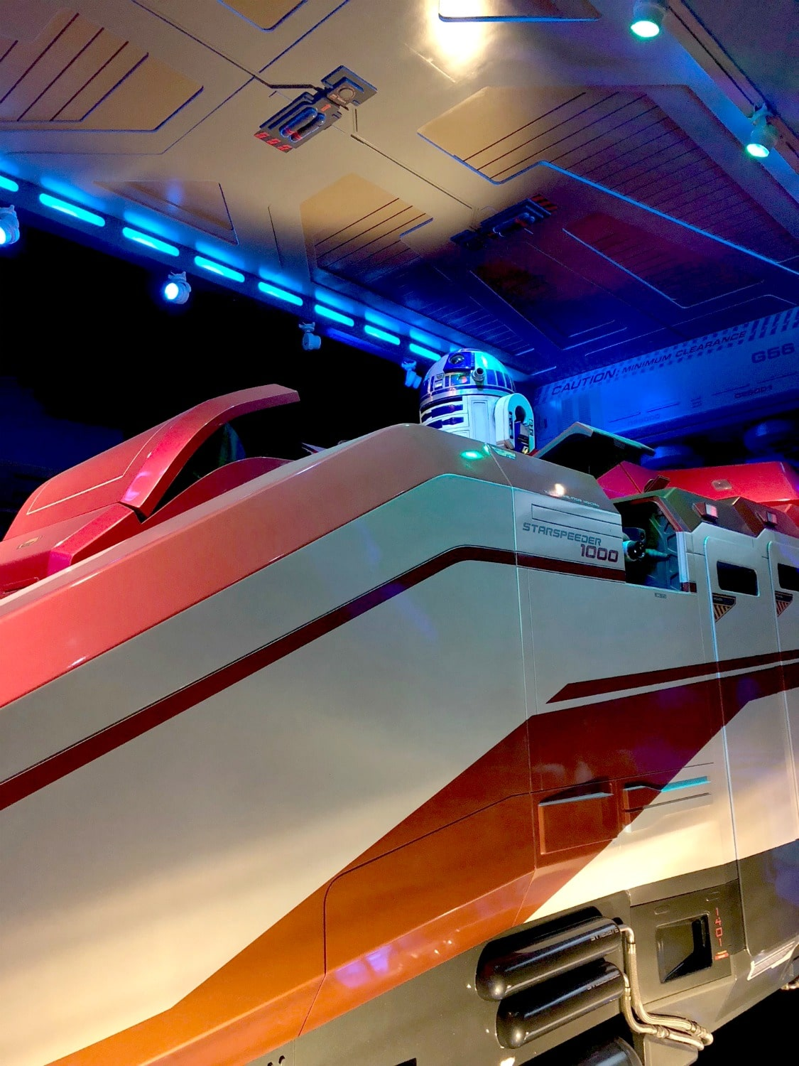 New Updates for Star Tours
