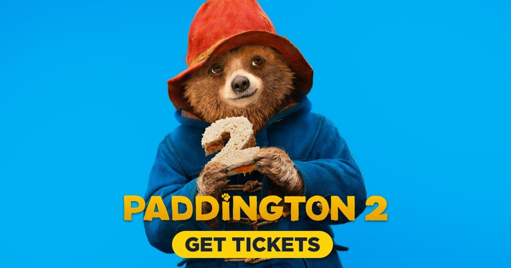 Paddington 2 Tickets