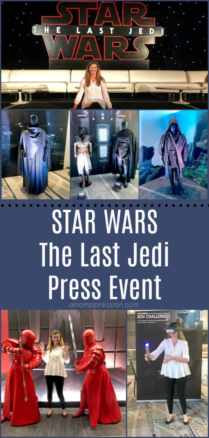 STAR WARS: The Last Jedi Press Event