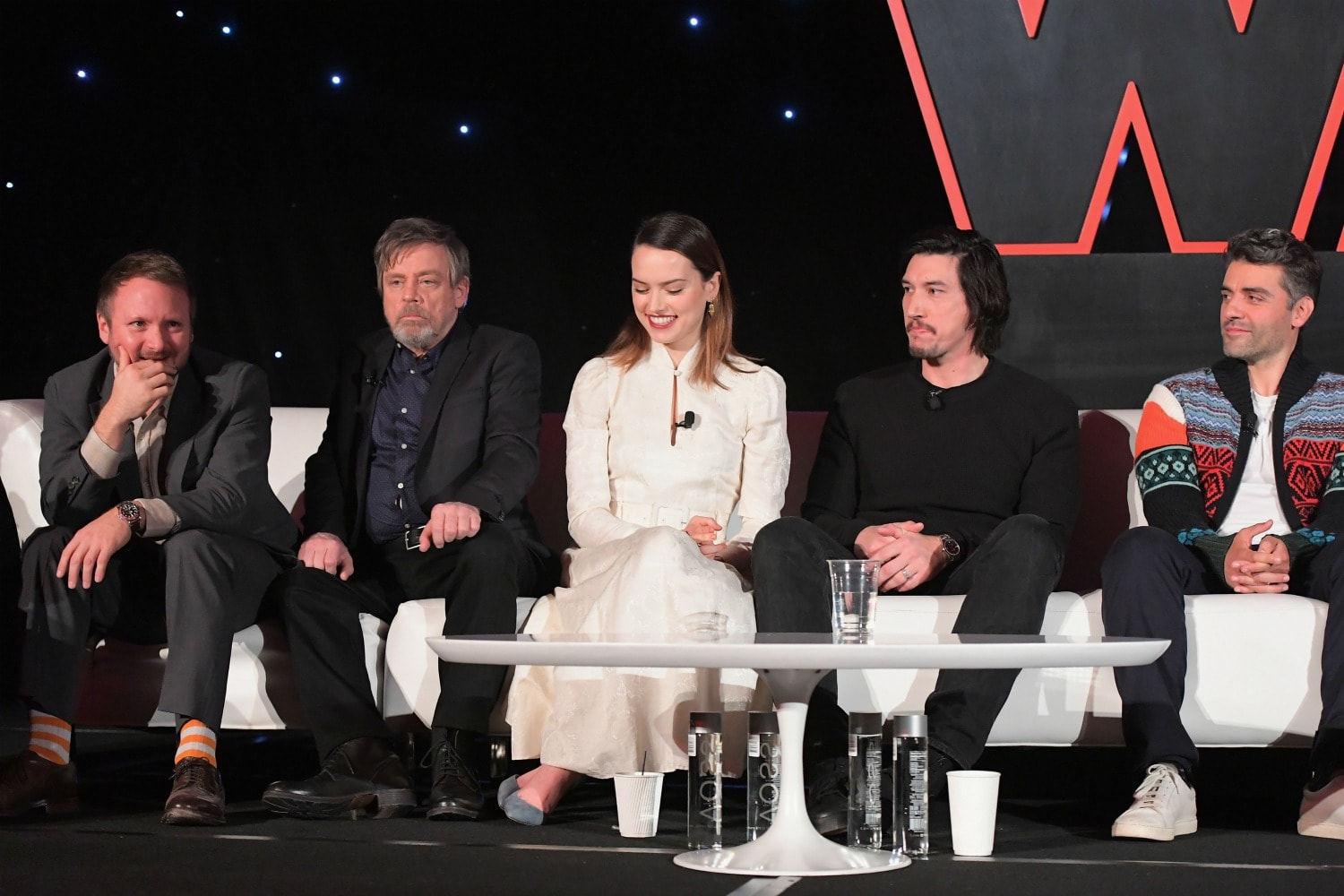Star Wars Press Event