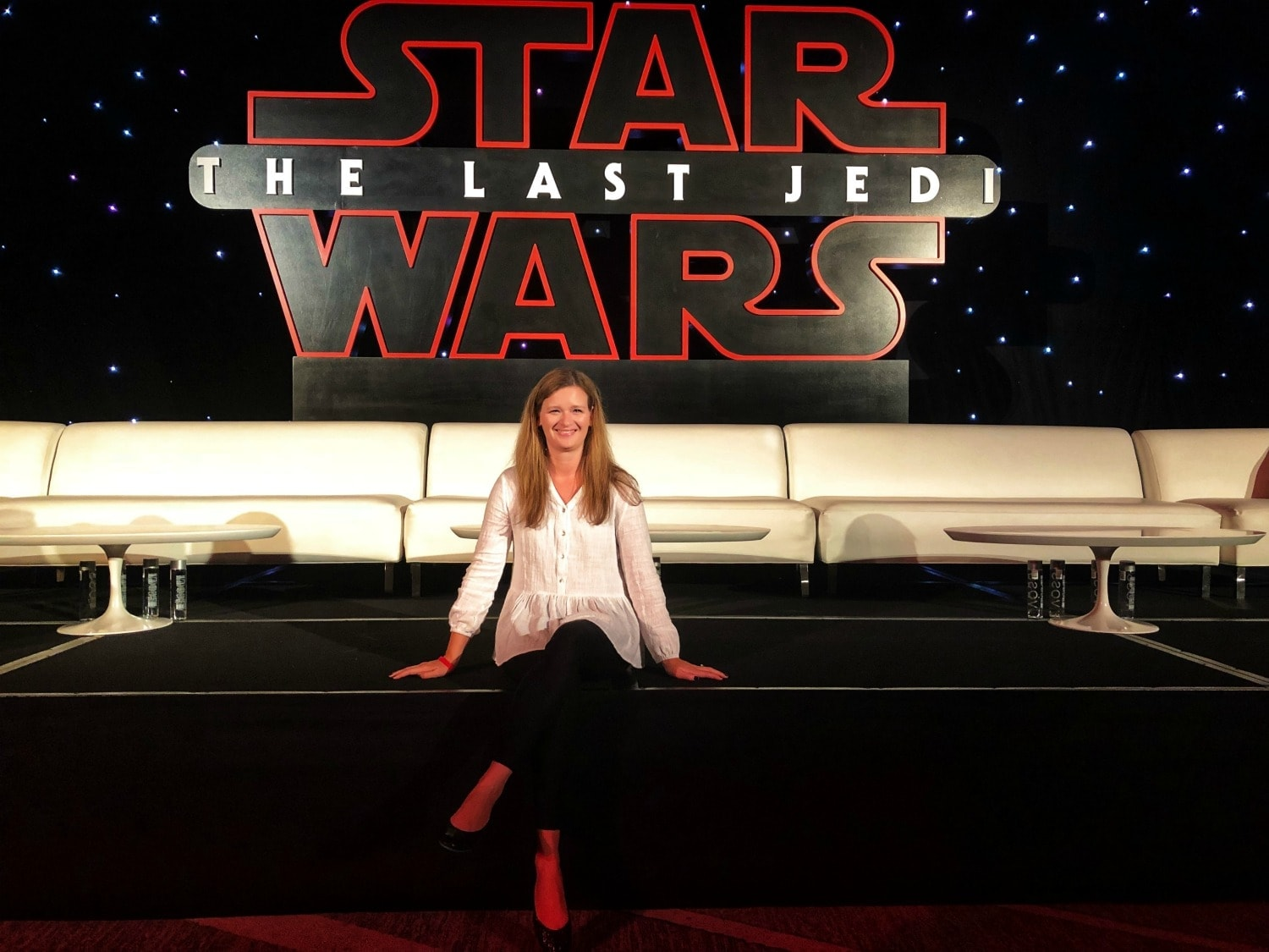 Star Wars the Last Jedi Press Conference