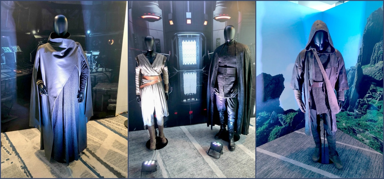 The Last Jedi Costumes