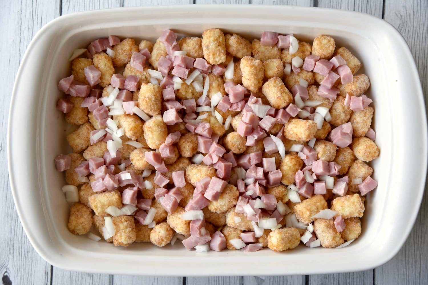 tater tot caserole
