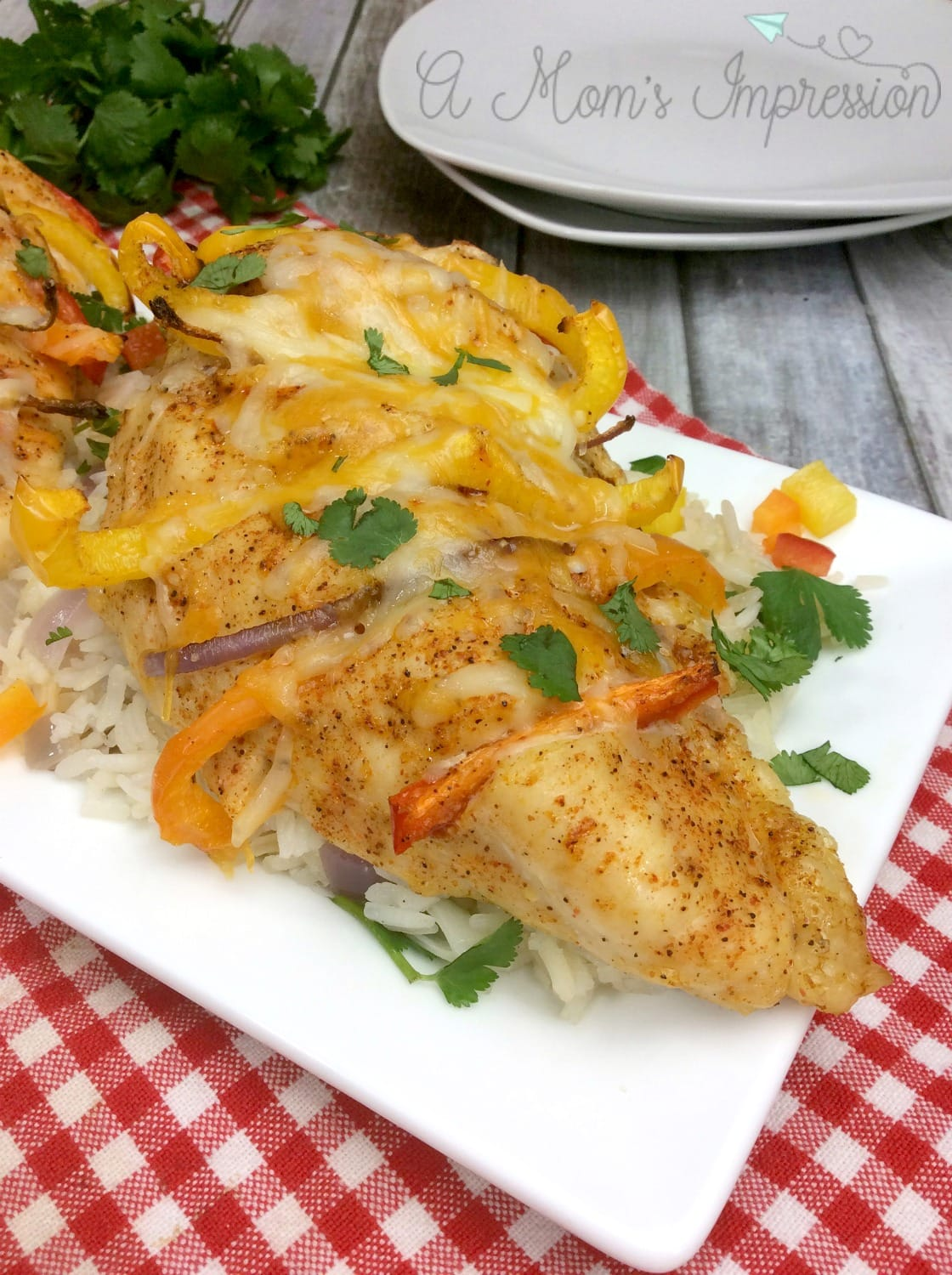 Air Fryer Fajita Chicken Recipe