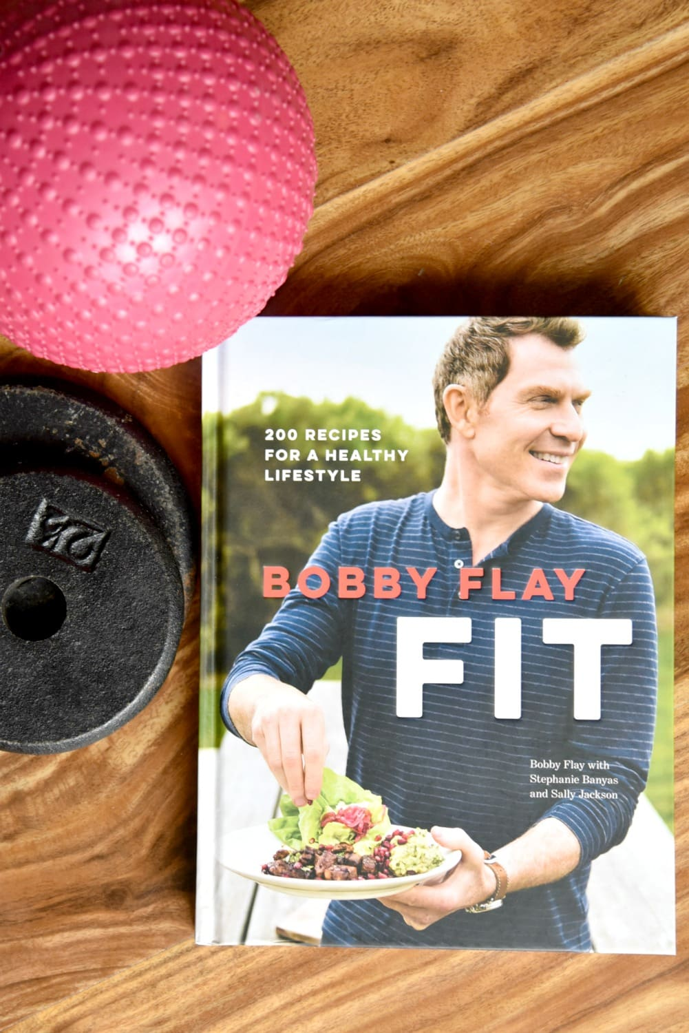 Getting Fit with Bobby Flay