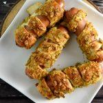 easy pretzel dog recipe