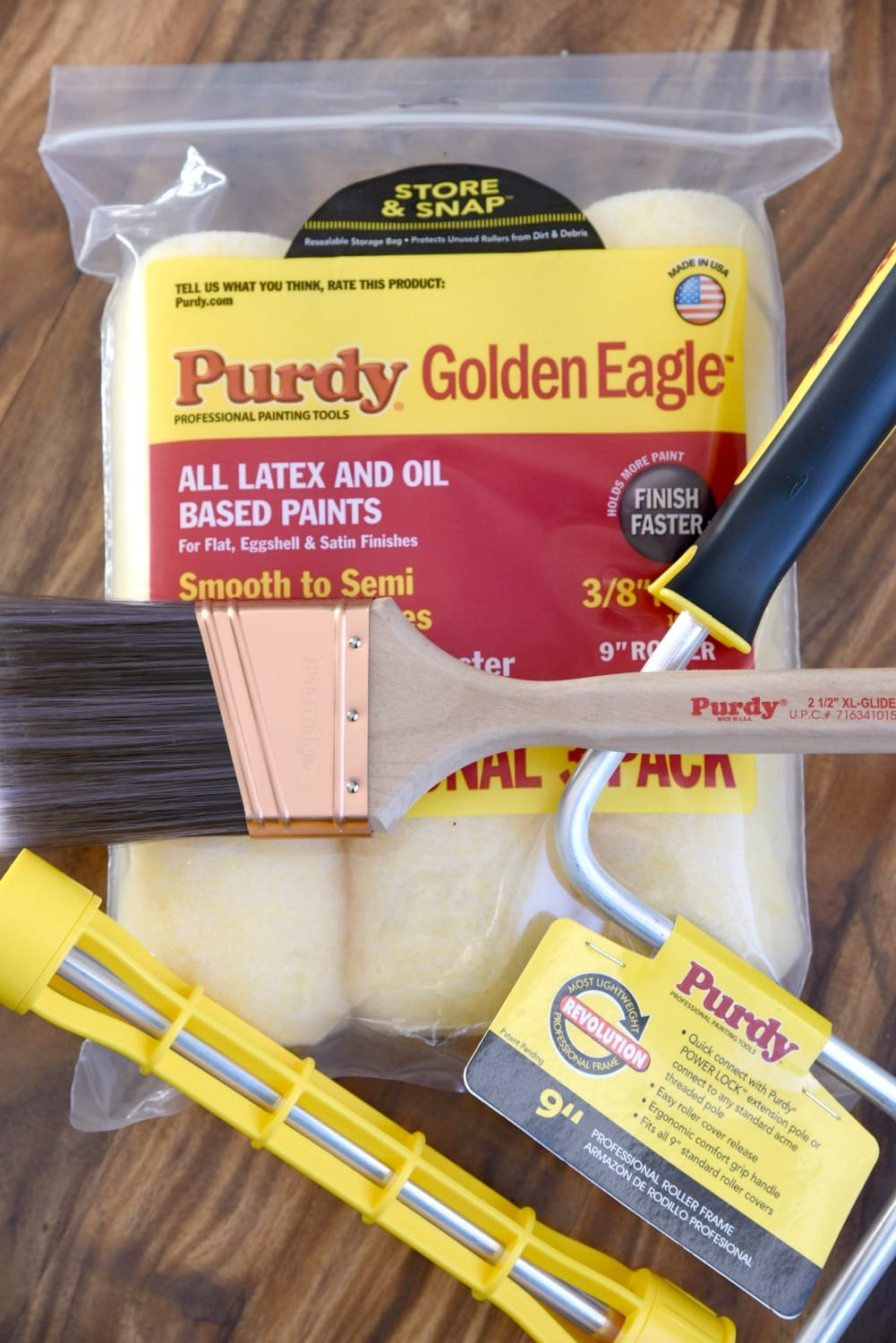 Purdy Paint Supplies
