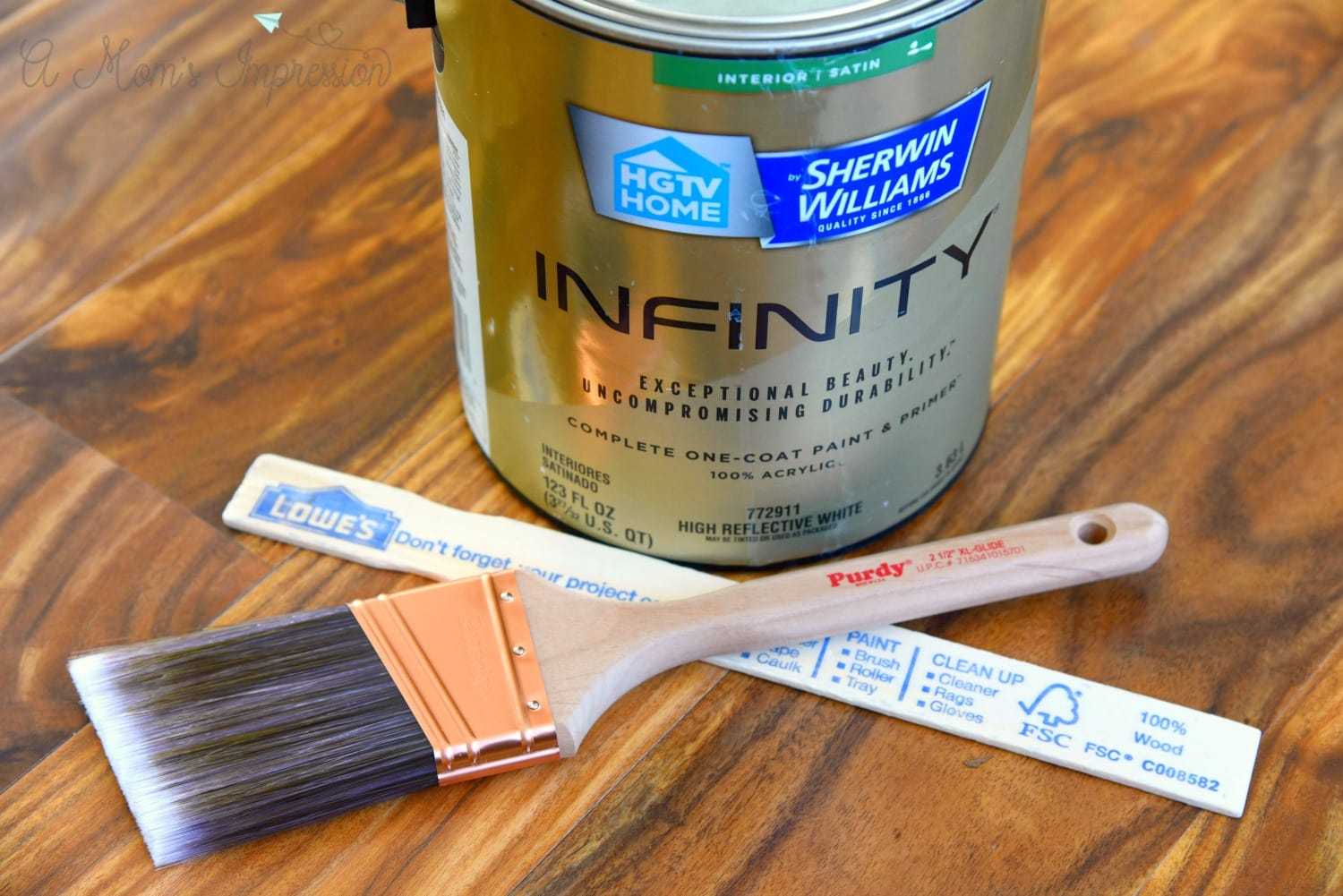 Sherwin Williams Infinity Paint