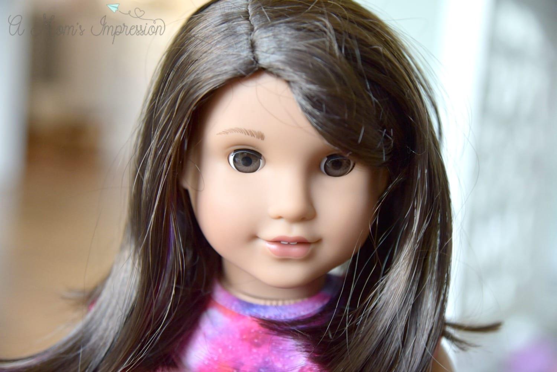 American Girl Luciana