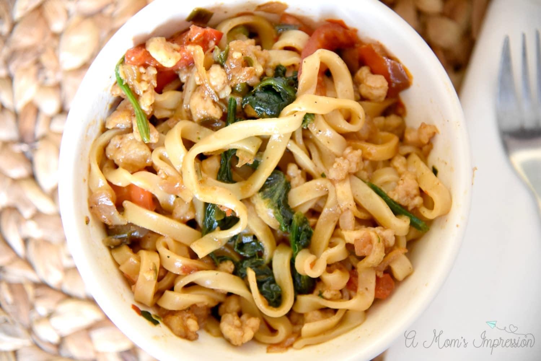 Ling Ling Noodles