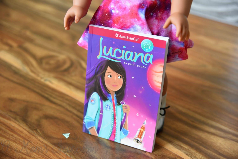 Luciana book