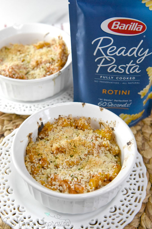 Barilla ready pasta