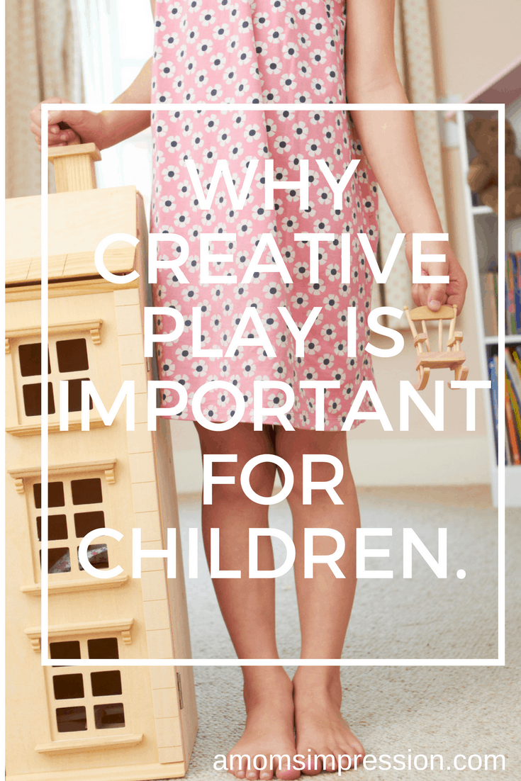 Why Creative Play is Important for Children